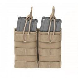 Double MOLLE Open M4 5.56mm - Coyote Tan