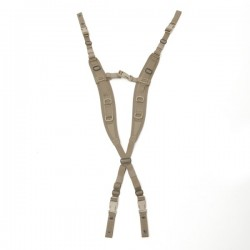 Elite Ops Low Profile Harness Coyote Tan