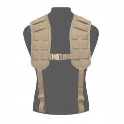 Elite Ops MOLLE Harness Coyote Tan