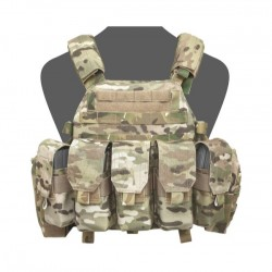 DCS M4 Plate Carrier - MultiCam