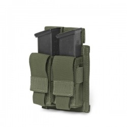Double Pistol Direct Action 9mm - OD Green