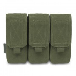 Triple M4 5.56mm - OD Green