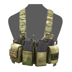 Pathfinder Chest Rig - A-TACS FG