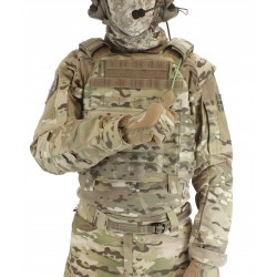 DCS Releasable Base Plate Carrier - Mulitcam