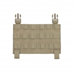 Recon Plate Carrier MOLLE Front Panel - Coyote Tan