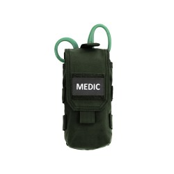 Individual First Aid Kit Pouch - OD Green