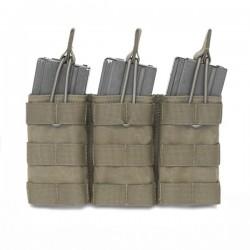 Triple MOLLE Open M4 5.56mm - Ranger Green