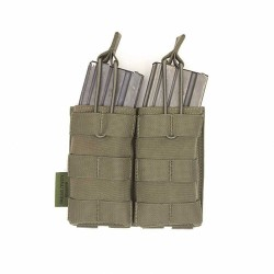Double MOLLE Open M4 5.56mm - Ranger Green