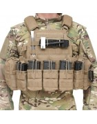 DCS Plate Carrier & Combos Coyote Tan