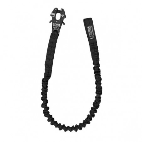 Personal Retention Lanyard - Black