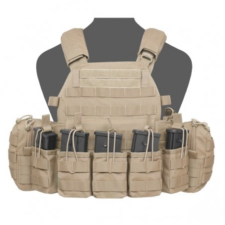DCS G36 Plate Carrier - Coyote Tan