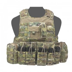 Raptor Releasable Carrier MultiCam