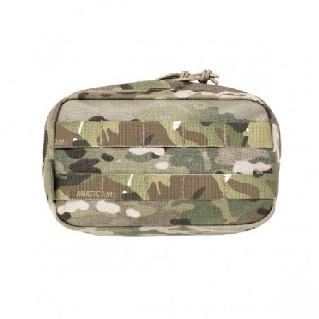 Medium Horizontal MOLLE Pouch - MultiCam