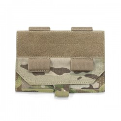 Forward Opening Admin Pouch - MultiCam