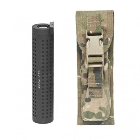 Large Torch Suppressor Pouch - MultiCam