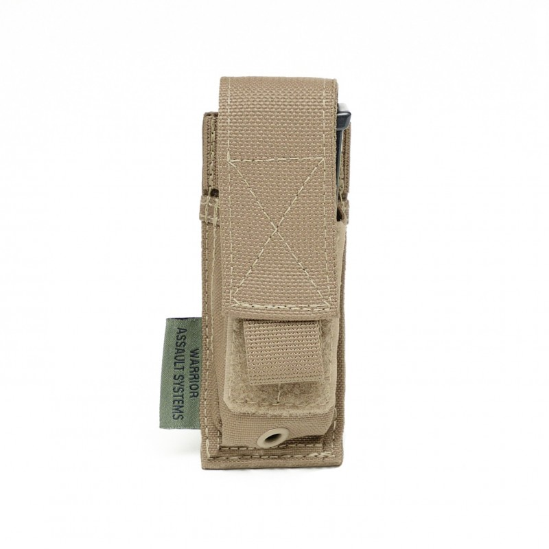 Single Pistol Direct Action 9mm - Coyote Tan