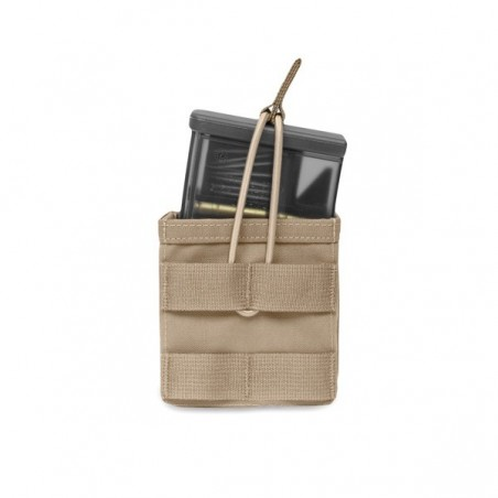 Single MOLLE Open Pouch H&K 417 - Coyote Tan