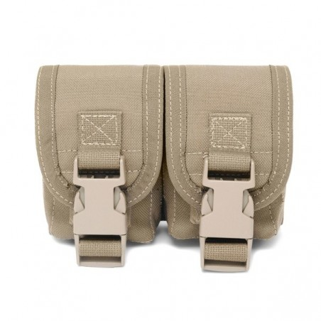 Double Frag Grenade Pouch Generation 1 - Coyote Tan