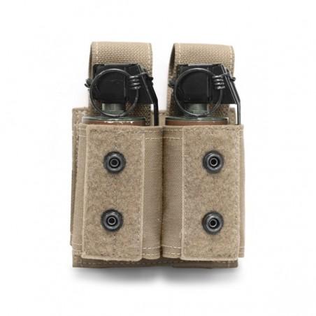 Double 40mm Grenade - Coyote Tan