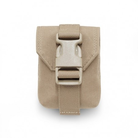 Single Frag Grenade Pouch - Generation 2 - Coyote Tan