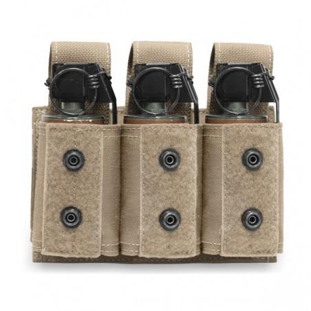Triple 40mm Grenade - Coyote Tan