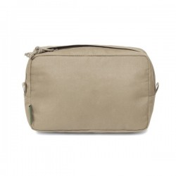 Large Horizontal Pouch - Coyote Tan