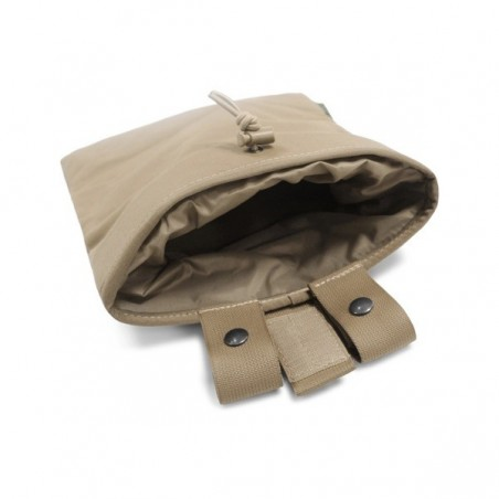 Large Roll Up Dump Pouch - Coyote Tan