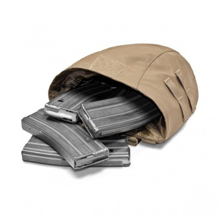 Large Roll Up Dump Pouch - Generation 2 - Coyote Tan