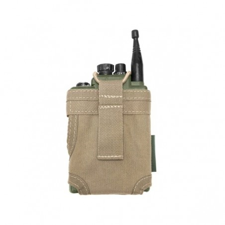 Personal Role Radio Pouch - Coyote Tan