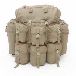 Elite Ops BMF Bergen Coyote Tan