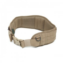 Elite Ops Enhanced PLB Patrol Belt Base - Coyote Tan