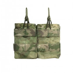 Double MOLLE Open AK 7.62mm - A-TACS FG