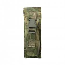 Large Torch Suppressor Pouch - A-TACS FG