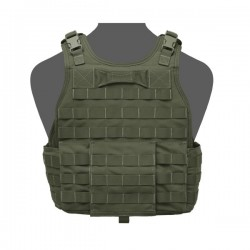RICAS Compact Base Plate Carrier - Olive Drab