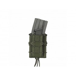 Single Quick Mag with single pistol - OD Green