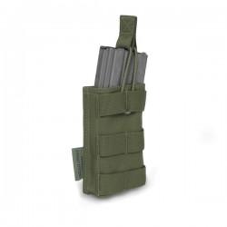 Single MOLLE Open Pouch 5.56mm - OD Green