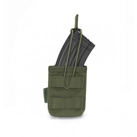 Single MOLLE Open AK 7.62mm - OD Green