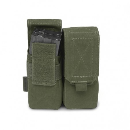 Double M4 5.56mm - OD Green