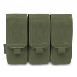 Triple M4 5.56mm - OD Green
