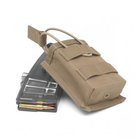 Single MOLLE Open G36- Coyote Tan