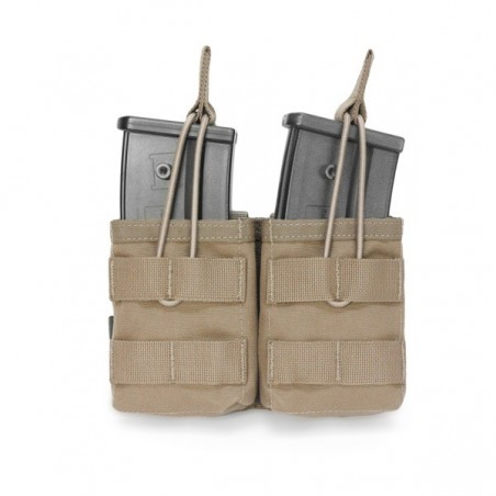 Double MOLLE Open G36 - Coyote Tan