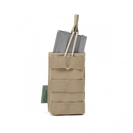 Single MOLLE Open Pouch 5.56mm - Coyote Tan