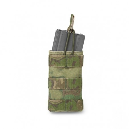 Single MOLLE Open Pouch 5.56mm - A-TACS FG