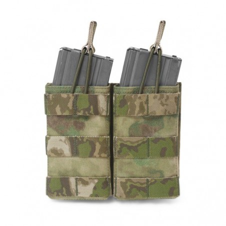 Double MOLLE Open M4 5.56mm - A-TACS FG