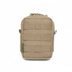 Small MOLLE Utility Pouch - Coyote Tan