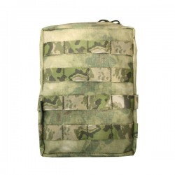 Large Utility MOLLE Pouch - A-TACS FG