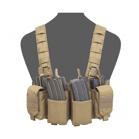 Pathfinder Chest Rig - Coyote Tan