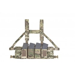 Low Profile Chest Rig - Multicam