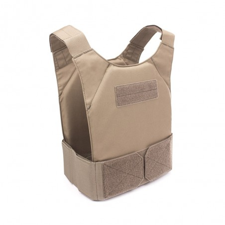 Covert Plate Carrier - Coyote Tan