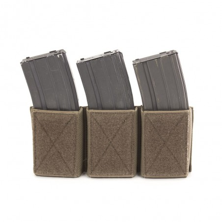 Triple Velcro Mag Pouch - Coyote Tan